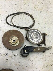 MTD Yard Machines Snowblower Friction Disk 656-0012A 956-0012A pulley idler belt