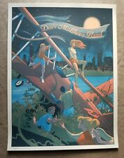 Dave Matthews Band Concert Poster June 30, 2018 N2 Chicago IL #/1250 Rich Kelly