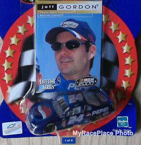 #24 Jeff Gordon 1/64 NASCAR Diecast Car_2000 PEPSI CHEVY MONTE CARLO LTS #1 of 6