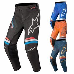 Alpinestars Motocross Pants > Astars Racer Braap Off Road Dirt Bike MX Trousers