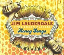 FREE US SHIP. on ANY 2 CDs! NEW CD Jim Lauderdale & The Dream Playe: Honey Songs
