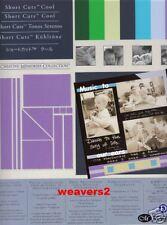 Creative Memories Short Cuts Cool Paper Pack