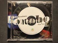 BONOBO - Live Sessions - CD - RARE
