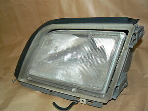 Mercedes SL R129 HeadLight 300sl 500sl sl600 320sl 300 500 600 headlamp 129 r