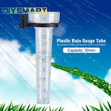 "9.6"" Polystyrene Rain Gauge Up to 35mm Measurement Tool Garden Water Ground AU"