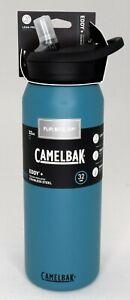 CamelBak Eddy+ SST Vacuum Insulated Stainless Steel Water Bottle 32oz Larkspur