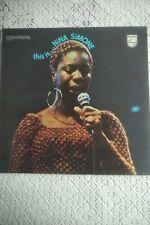 This is ....Nina Simone   Philips 6336202 Stereo