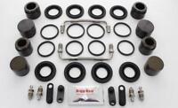 for SEAT LEON CUPRA R 2002-06 FRONT Brake Caliper Repair Kit +Pistons (BRKP315)