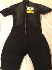NWT Body Glove Men's Springsuit Wetsuit (Adult, Male, Size M, Black)