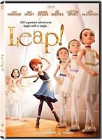 Leap! [New DVD] 2 Pack