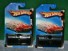 Pair of Hot Wheels Mystery Cars 2009 Noc
