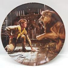 Indiana Jones Last Crusade Ltd Ed Ceramic Plate #5 in Series- Delphi (Ijpl-05)