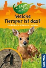 Mein erstes Welche Tierspur ist das? von Anita van Saan (2014, Taschenbuch)