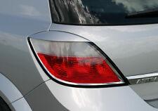 Scheinwerferblenden Abdeckung für Rücklicht / Opel Astra H GTC RIEGER-Tuning