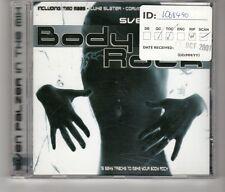 (HK689) Sven Palzer, Body Rock - 2001 CD