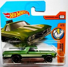 HOT WHEELS '68 EL CHEMINÉE MUSCLE MANIA Mattel [1P]