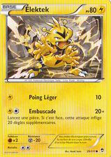 Elektek - XY:Poings Furieux - 29/111 - Carte Pokemon Neuve Française