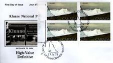 1979 #727 Kluane National Park LL PL BLK FDC with NR Covers cachet unaddressed