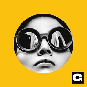 Ganser - Just Look At That Sky (Golden Yellow Vinyl) VINYL LP