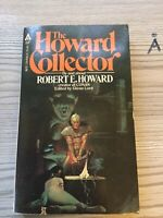 The Howard Collector by Robert E Howard - Ace SF Books First Print 1977