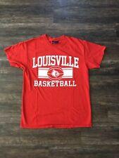 Unisex Louisville Basketball T-shirt Size Medium