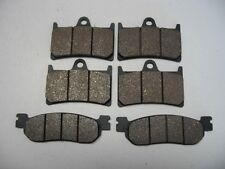 Front Rear Brake Pads - YAMAHA YZF-R1 YZFR1 YZF R1 Fit Year 2002 2003