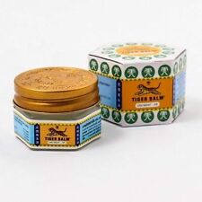 NEW 10 G White Tiger Balm Headache Remedies,Relieves Stuffy Nose + SHIPPING FREE