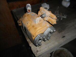 CATERPILLAR 980H, 980G -HYDRAULIC FAN, PISTON PUMP CAT # 235-2716 radiator fan