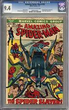 Amazing Spider-Man #105 CGC 9.4 (OW-W) *0956323002*