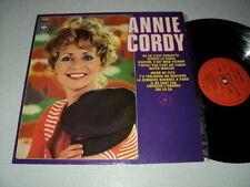 ANNIE CORDY 33 TOURS FRANCE HE HE C'EST CHOUETTE