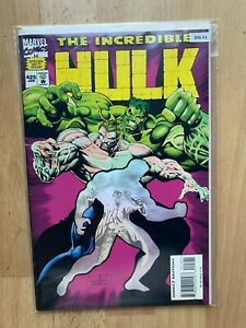 The Incredible Hulk 425 - High Grade Comic Book - B46-43