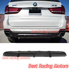 Performance Style Rear Bumper Diffuser (PP) Fits 14-18 BMW F15 X5 (Non M-Sport)