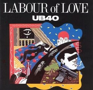 Labour of Love by UB40 - CD - 80's - GREATEST HITS/BEST OF