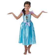 Childrens Disney Princess Jasmine Fancy Dress Costume Girls Kids Outfit M