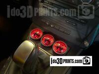 Macht Schnell like Ashtray Gauge Panel triple pod  - E9X BMW M3 e90 e91 e92 e93