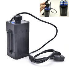 8.4V 4x 18650 Waterproof Battery Pack Case House Cover For Bicycle Bike Lamp YF