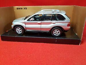Motormax 1:24 Model : BMW X5 : Boxed