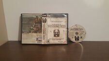 The elder scrolls IV : Shivering isles expansion CASE & DISC canadian variant