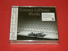 2019 VA TOMMY LIPUMA WORKS JAPAN 3 CD SET