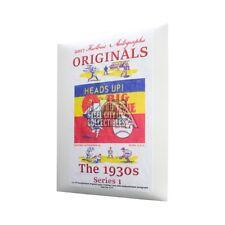 2017 Historic Autographs Originals The 1930s Series 1 Baseball Hobby Box