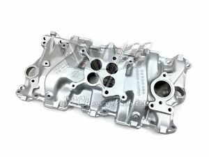 1955-1963 Chevy V8 283 327 4bbl Intake Manifold #3823481 RESTORED
