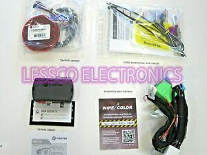 Plug & Play Remote Start fits: 2019 Ram 1500-3500 Gas or Diesel *Push To Start*