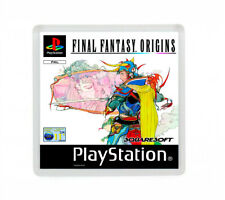 Final Fantasy Origins PLAYSTATION Psx Fridge Magnet