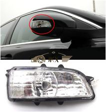 For 07-12 Volvo C30 C70 S40 S60 S80 V40 V50 V70 RH Rear View Mirror Trun Lamp k