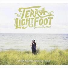 TERRA LIGHTFOOT EVERY TIME MY MIND RUNS WILD NEW VINYL RECORD