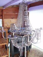 Buy bhs 4 6 ceiling lights chandeliers ebay crystal aloadofball Images