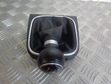 2007 VW GOLF MK5 5DR GEARKNOB & GATER 5 SPEED