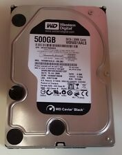 Western Digital Nero HDD WD5001AALS 500GB 7200 RPM 32MB Cache SATA 3.5""