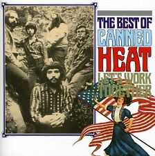 Canned Heat - Let's Work Together [New CD]