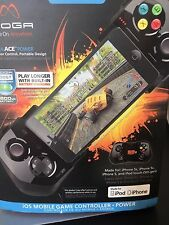 MOGA Ace Power iOS Gaming Contrôleur iPhone/iPod boutons d'action Portable Poche
